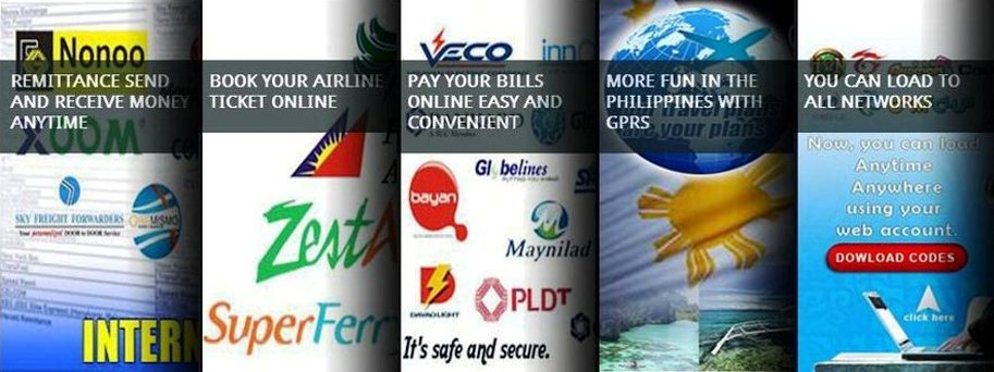 gprs global pinoy remittance services novaliches ups unified products negosyo business franchise Philippines